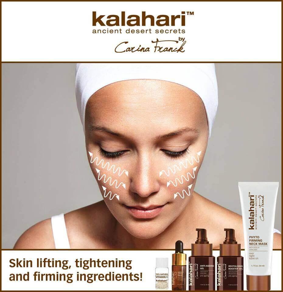 Hydrating Honeybush Skin Treatment